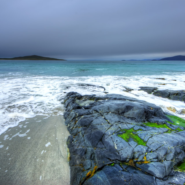 """Sound of Harris"" stock image"