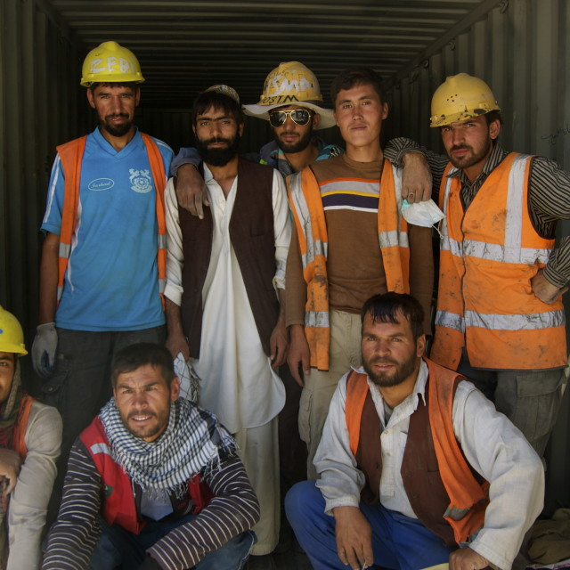 """Grafters-Kabul"" stock image"