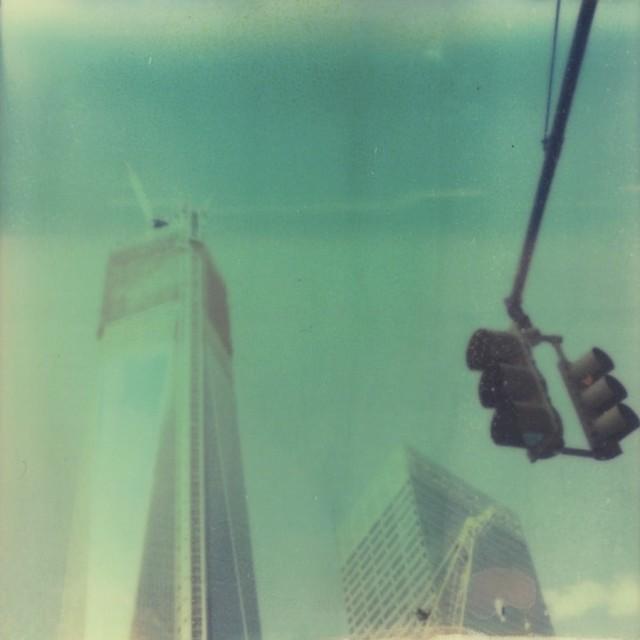 """Traffic Light Tower"" stock image"