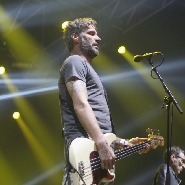 """Jay Bentley (Bad religion)"" stock image"