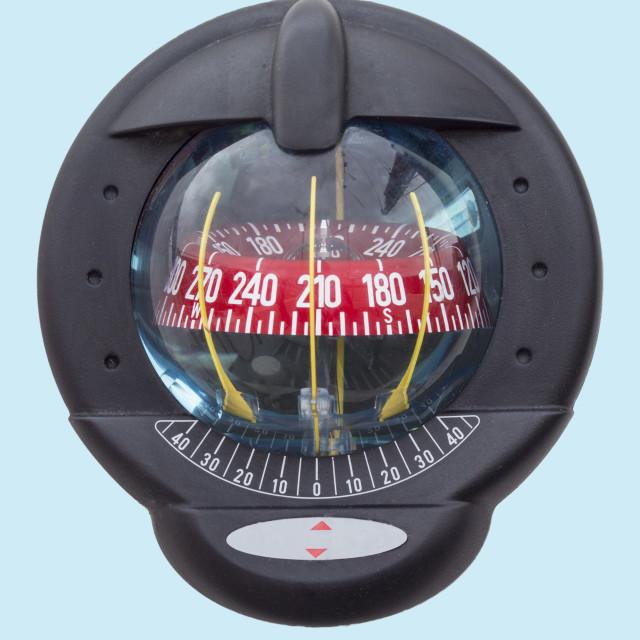 """Compass"" stock image"