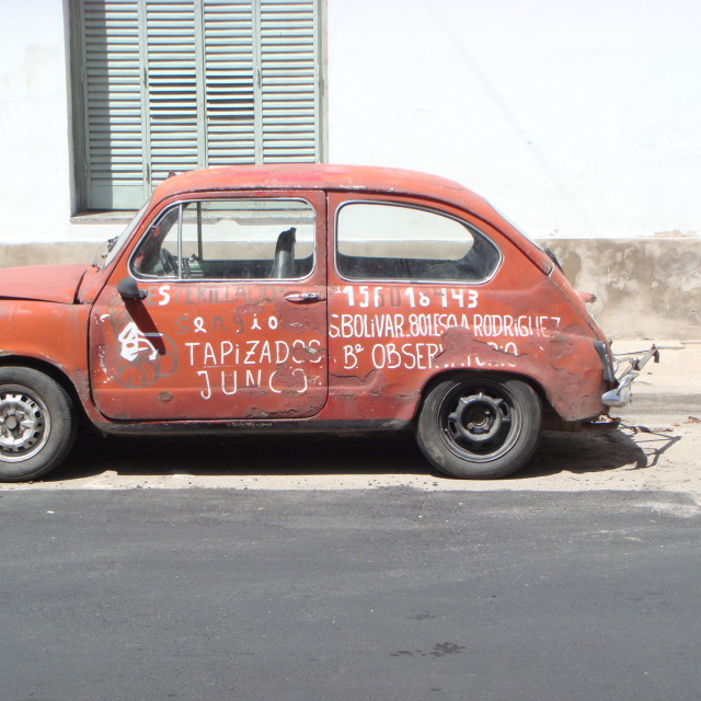"""Fiat Accompli"" stock image"