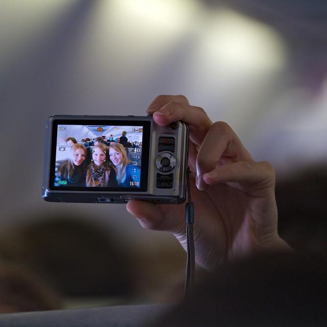 """selfie"" stock image"