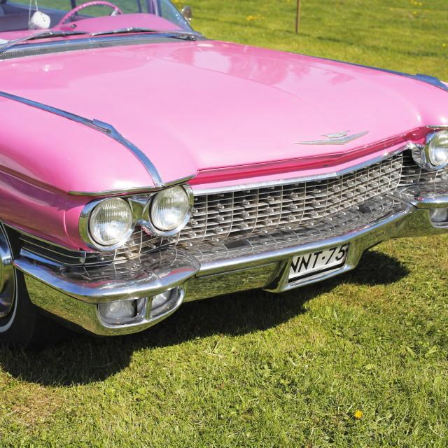 """Cadillac Eldorado"" stock image"