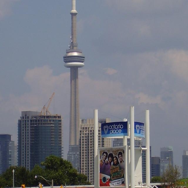 """""""Toronto CN Tower"""" stock image"""