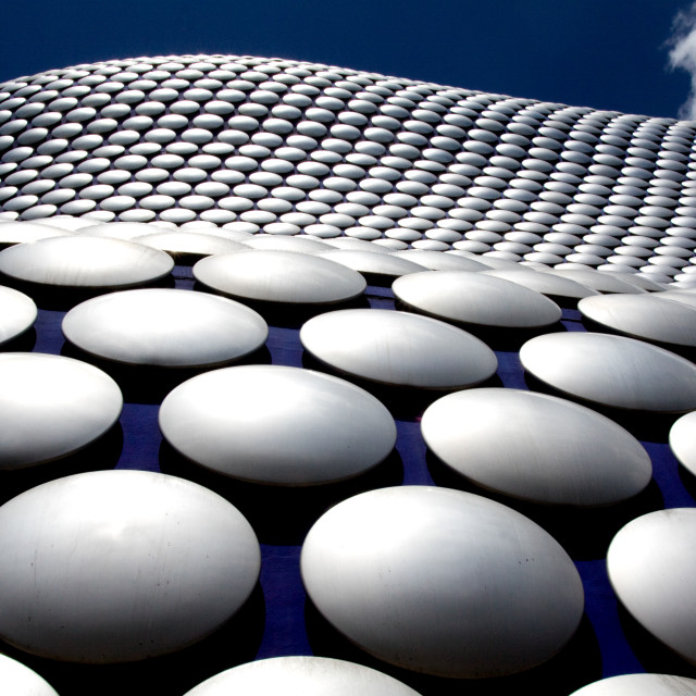 """Selfridges - Birmingham #2"" stock image"