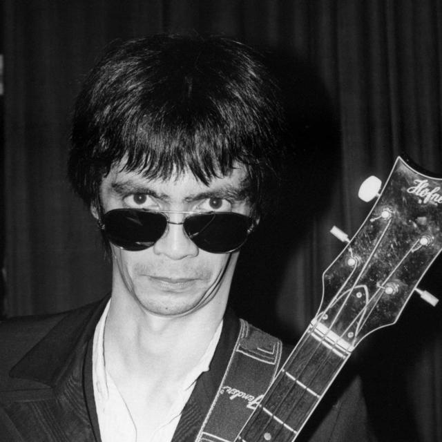 """The Flamin Groovies"" stock image"