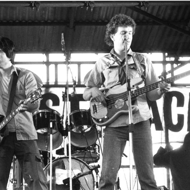 """""""Tom Robinson Band"""" stock image"""