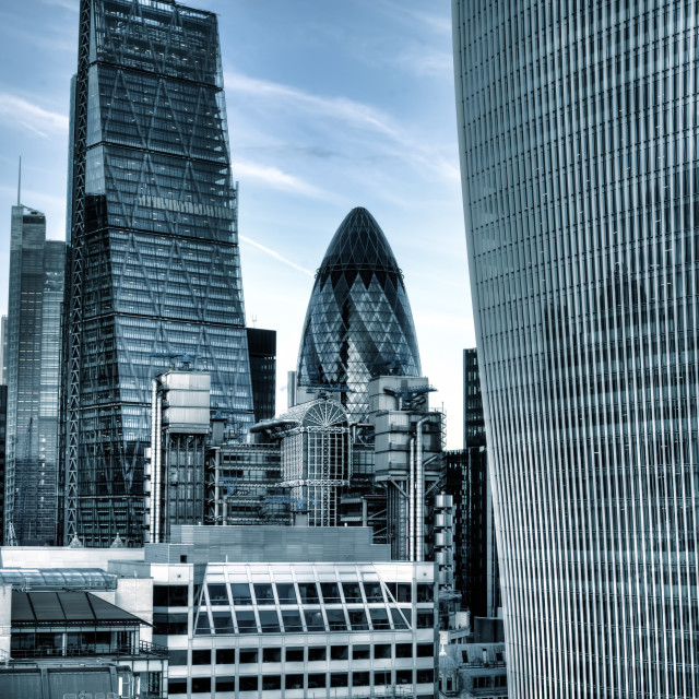 """City View"" stock image"