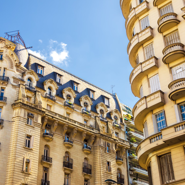 """French Style Architecture"" stock image"