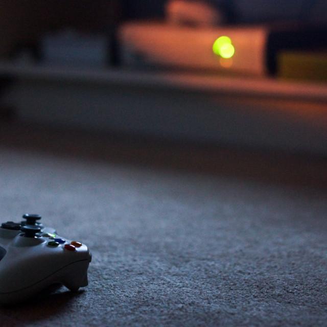 """""""Xbox"""" stock image"""