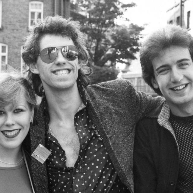 """Bob Geldof"" stock image"