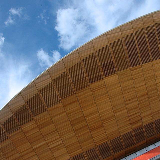 """""""Olympic Velodrome"""" stock image"""