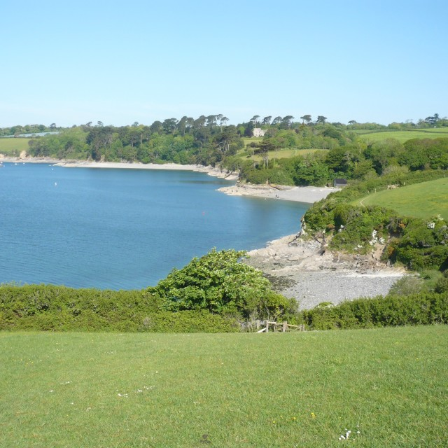 """The Helford"" stock image"