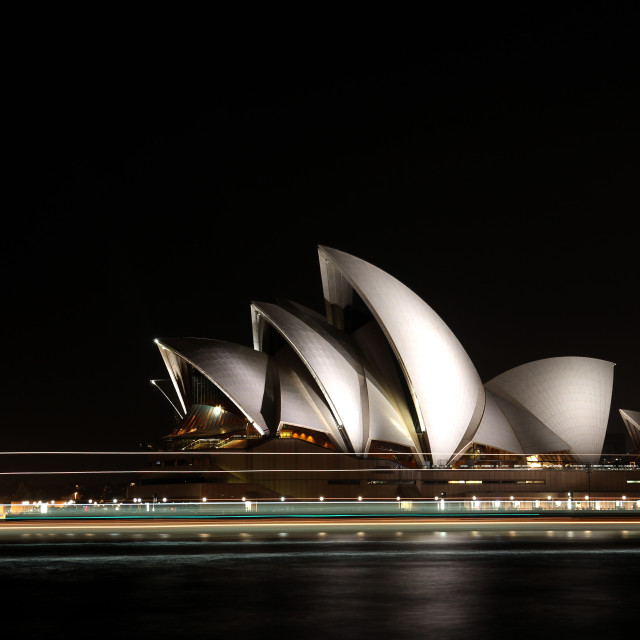 """Opera house"" stock image"