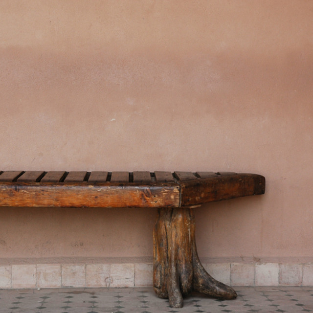 """bench"" stock image"