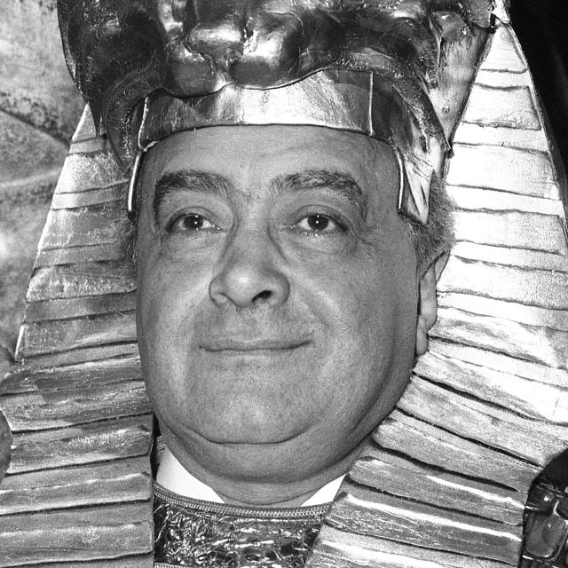 """Mohamed Al Fayed"" stock image"