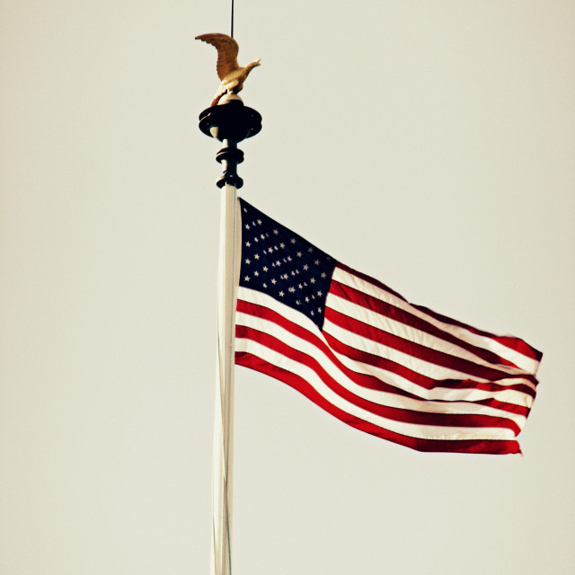 """""""Stars and stripes."""" stock image"""