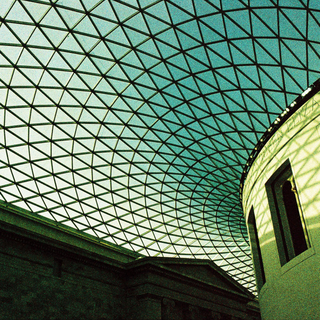 """British Museum"" stock image"