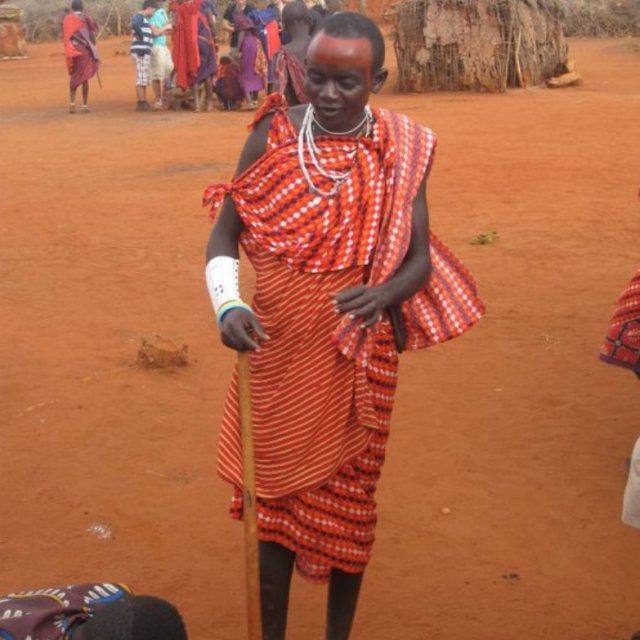 """Masai"" stock image"