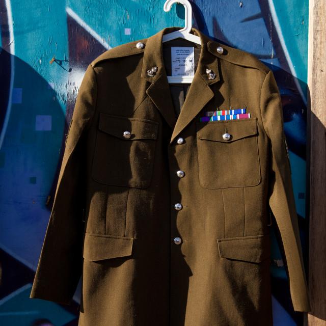 """Camouflage"" stock image"