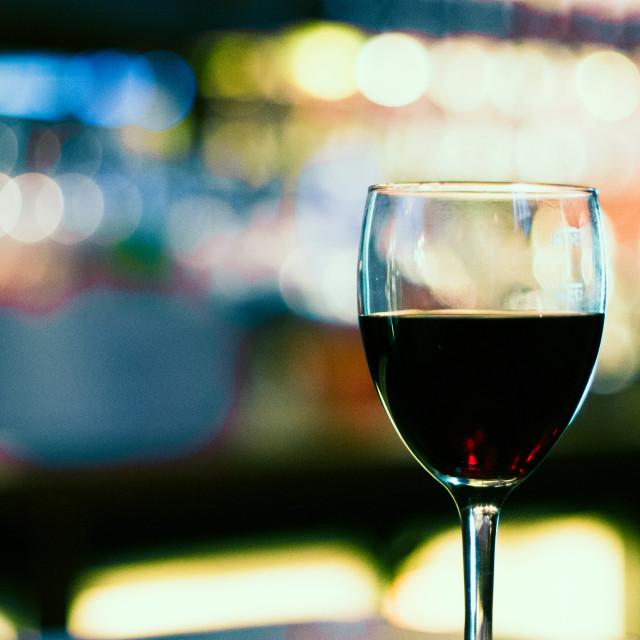 """""""Wine"""" stock image"""