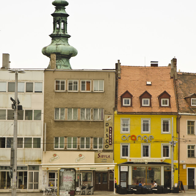 """Bratislava, Slovakia"" stock image"