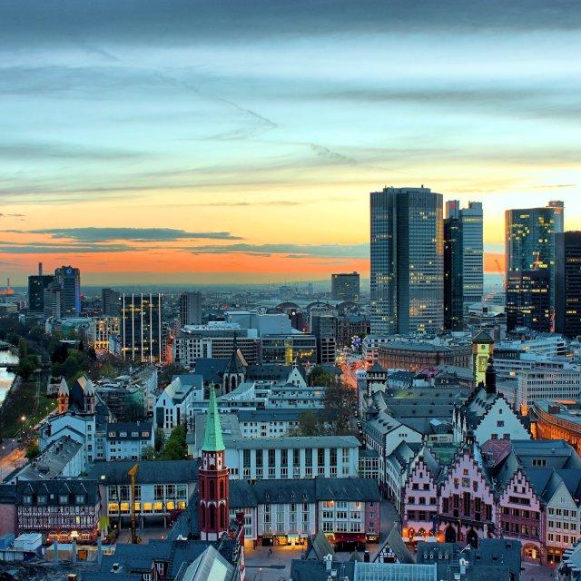 """Frankfurt 5"" stock image"