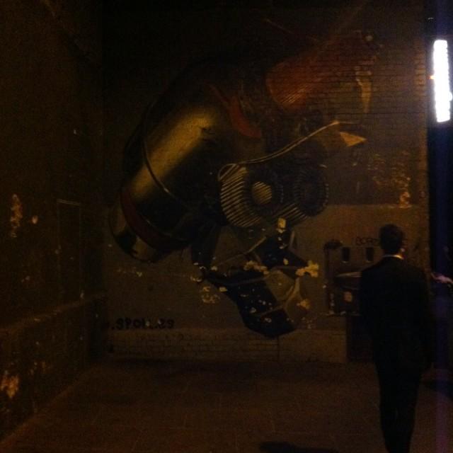 """Urban Art"" stock image"