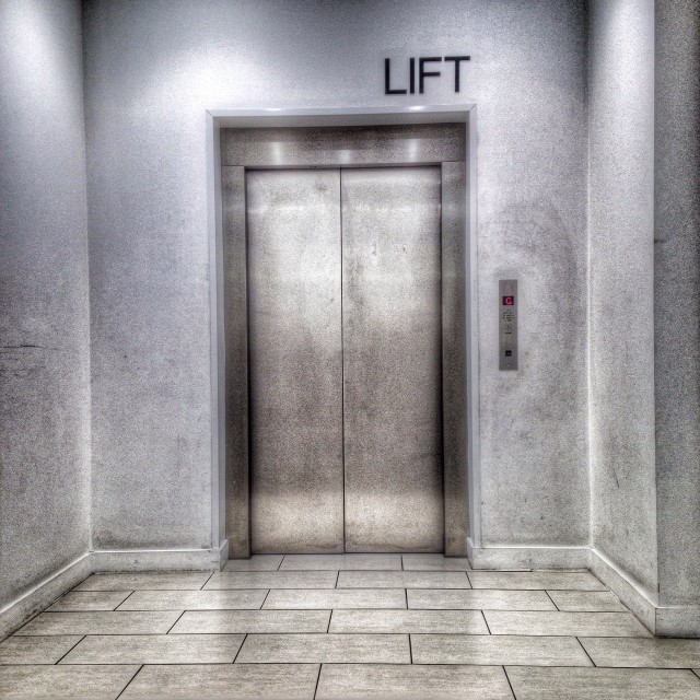 """Lift"" stock image"