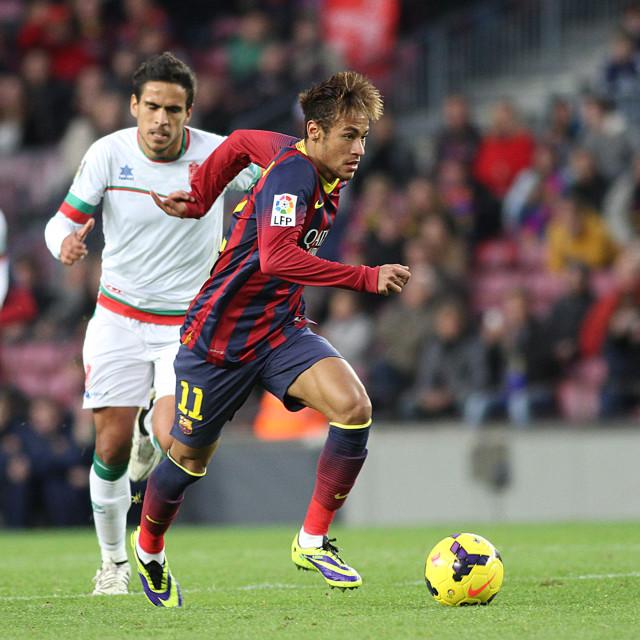 """Neymar"" stock image"