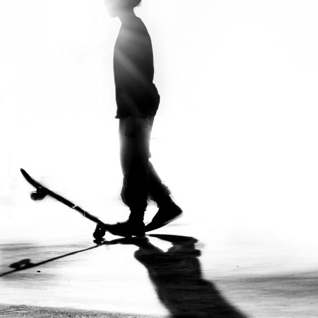 """""""skate"""" stock image"""