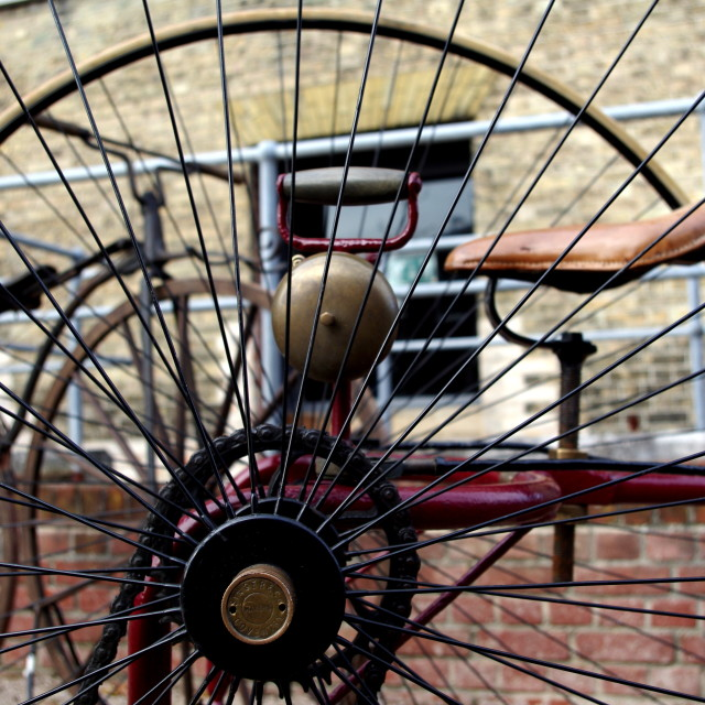 """Spokes"" stock image"