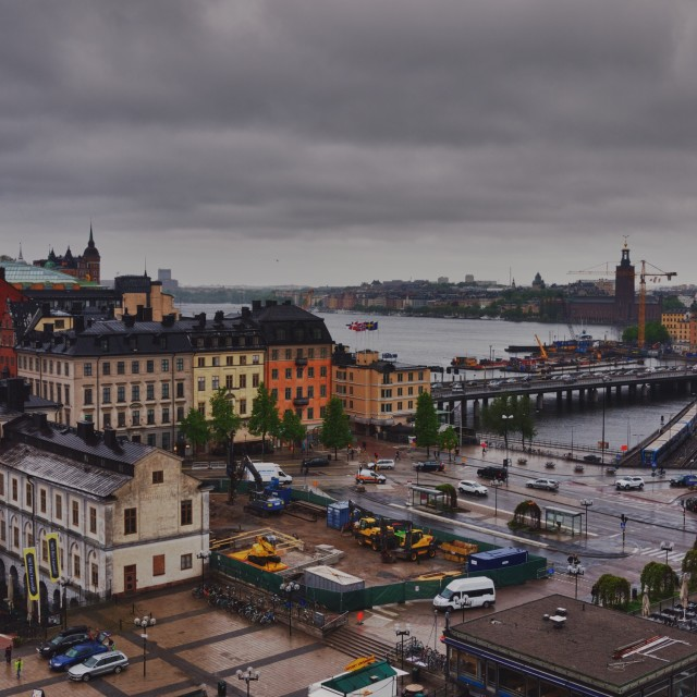"""Stockholm"" stock image"