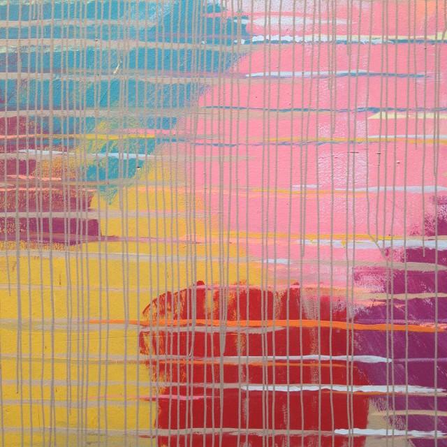 """""""Abstract Graffiti 01, Perth"""" stock image"""