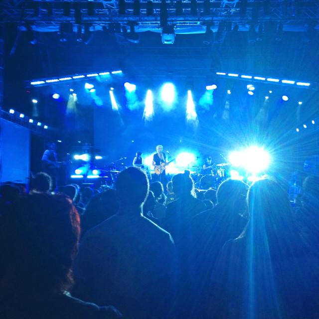 """Generic Concert"" stock image"