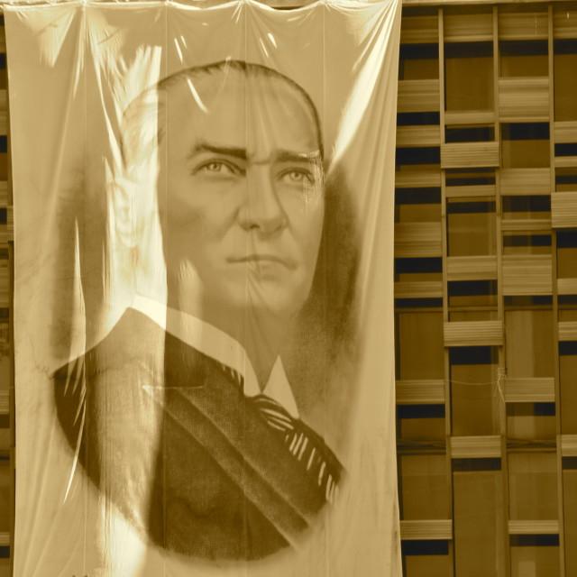 """Ataturk"" stock image"
