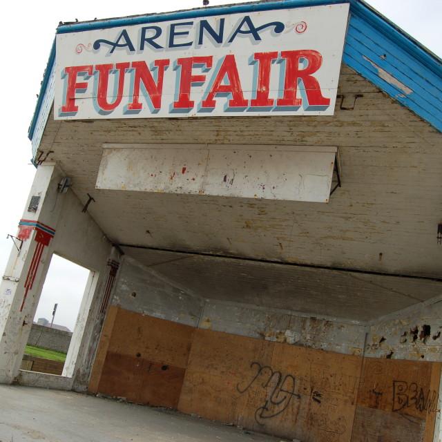 """""""Funfair"""" stock image"""