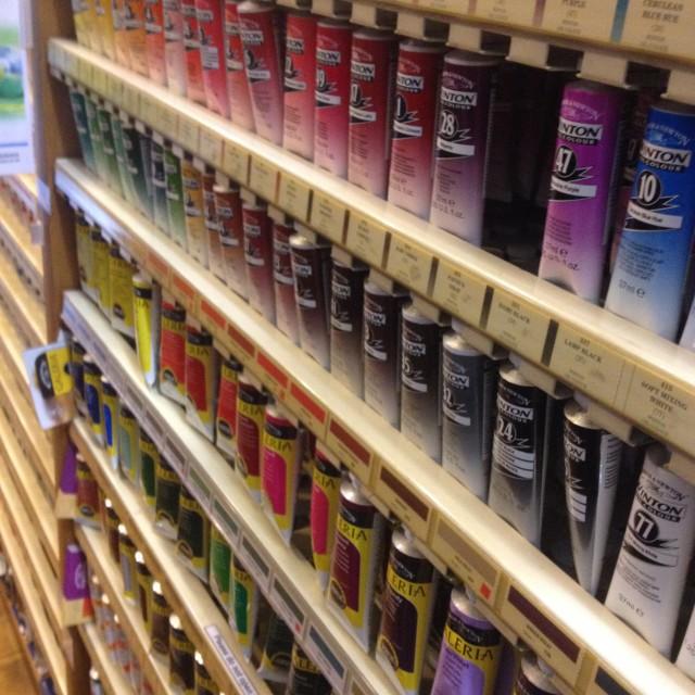 """Paint tubes"" stock image"