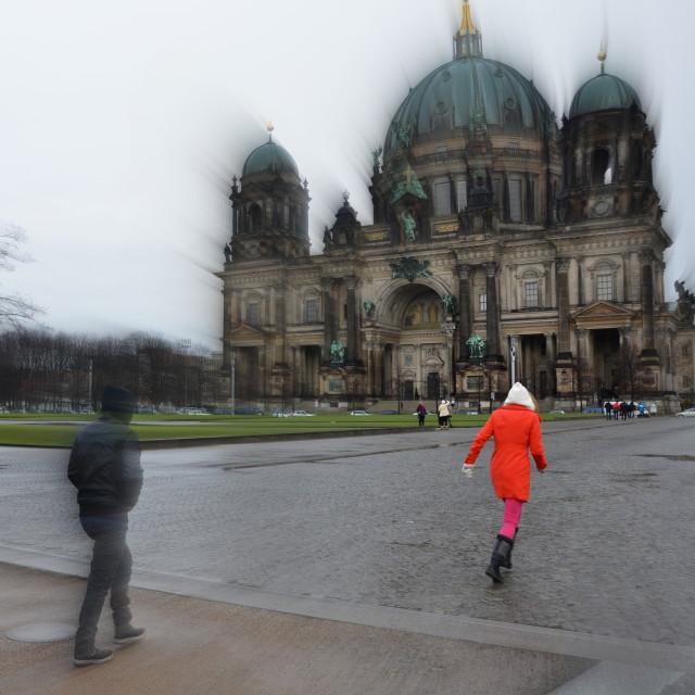 """""""Berlin Escape"""" stock image"""