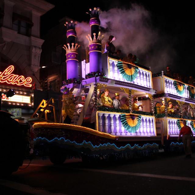 """""""Mardi Gras"""" stock image"""