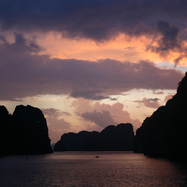 """Ha Long Bay"" stock image"