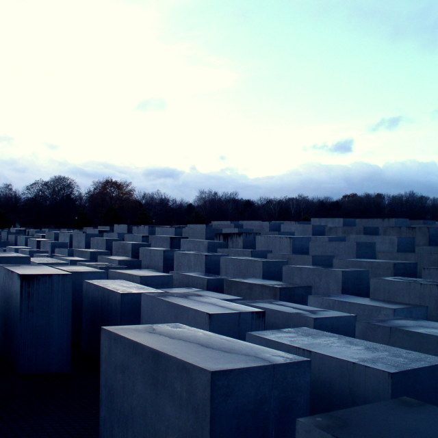 """Holocaust Memorial 8"" stock image"