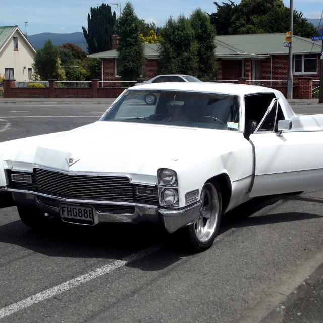"""Classic Cadillac"" stock image"