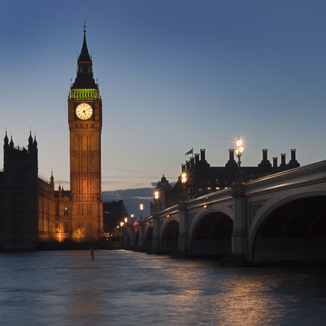 """Big Ben, London"" stock image"