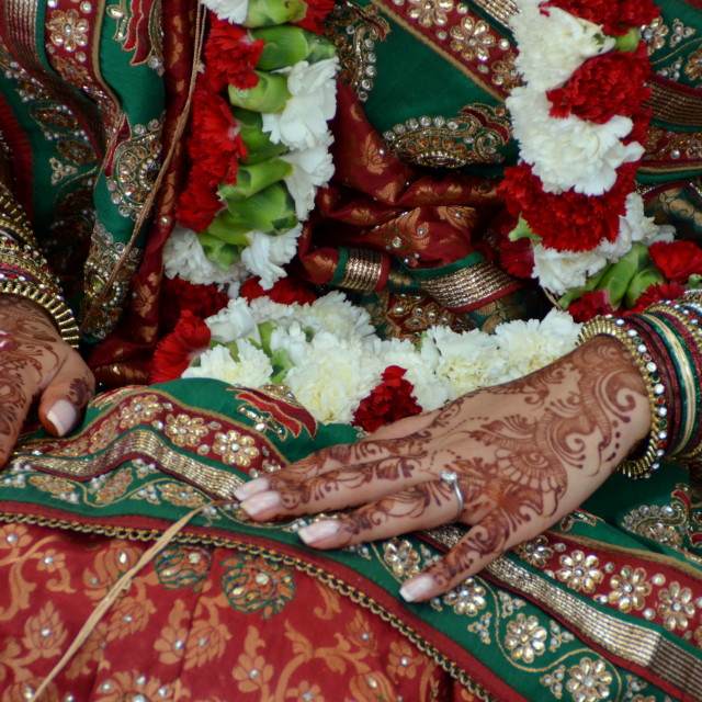 """Hindu Wedding 2"" stock image"
