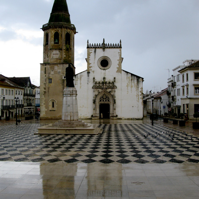 """Tomar, Portugal"" stock image"
