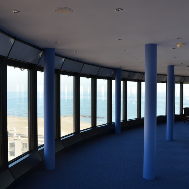 """Lighthouse Interior 1"" stock image"