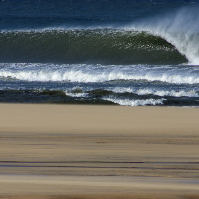 """Surfing Hercules"" stock image"