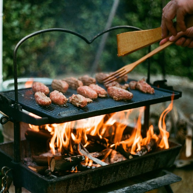 """Barbecue"" stock image"